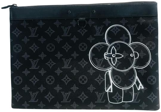 Louis Vuitton black Clutch Image 0