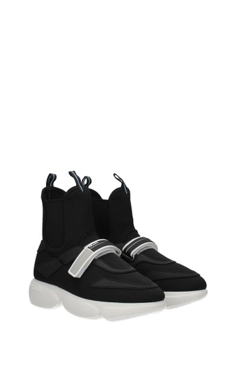 Prada Black Athletic Image 1