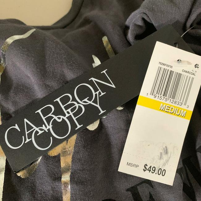 Carbon Copy Polyester Sweater Image 3