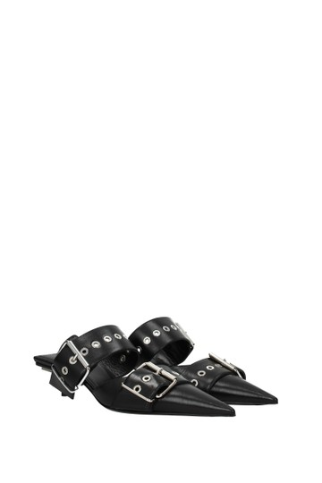 Balenciaga Black Sandals Image 1