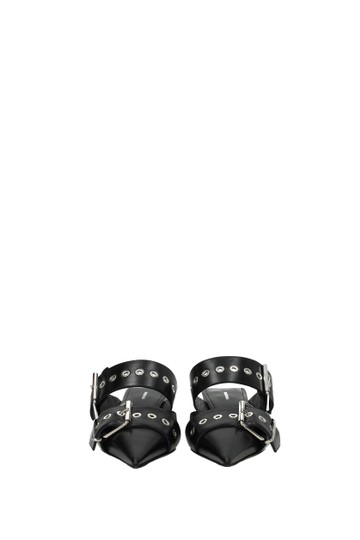 Balenciaga Black Sandals Image 2