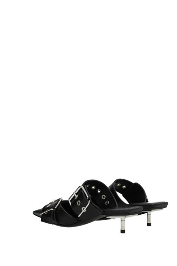 Balenciaga Black Sandals Image 3