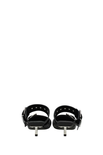 Balenciaga Black Sandals Image 4