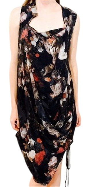 Preload https://img-static.tradesy.com/item/26207439/allsaints-rose-and-black-floral-lost-angelica-mid-length-workoffice-dress-size-4-s-0-1-650-650.jpg