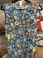 Emilio Pucci short dress Multi Color Italy Stretchy Sleeveless Style#61rg47 Floral on Tradesy Image 2
