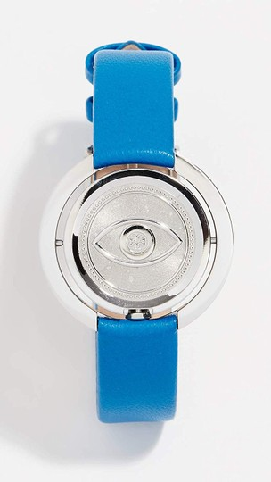 Tory Burch Women's Grier Leather Watch, Jewelry inspired TBW5306 Image 1