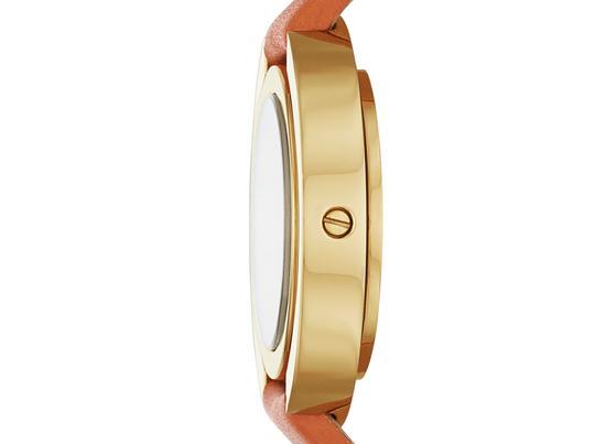 Tory Burch Women's Grier Leather Watch, Jewelry inspired TBW5305 Image 1