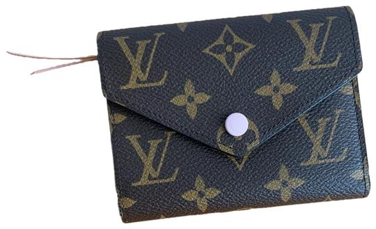 Preload https://img-static.tradesy.com/item/26207573/louis-vuitton-monogram-rose-pink-victorine-wallet-0-1-540-540.jpg