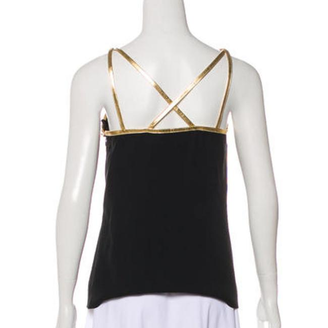 Prada Top Black, Gold Image 1
