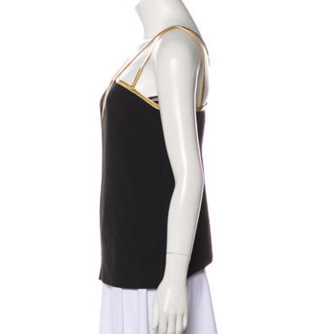 Prada Top Black, Gold Image 2