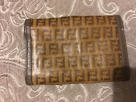 Fendi Brown Travel Bag Image 11