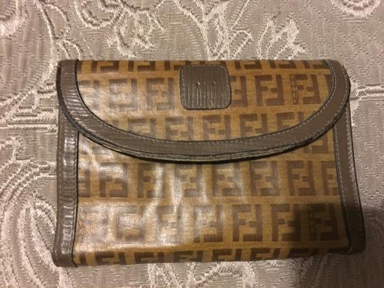Fendi Brown Travel Bag Image 2