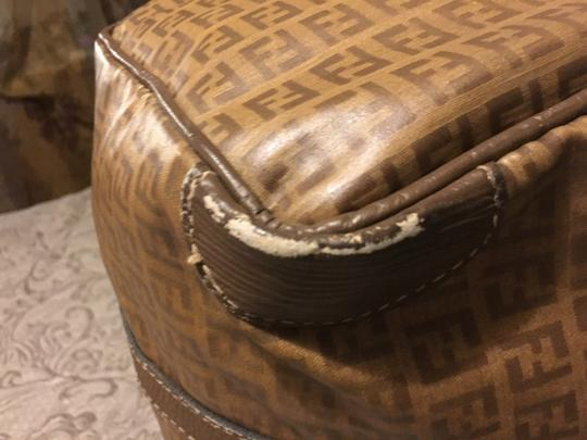Fendi Brown Travel Bag Image 7