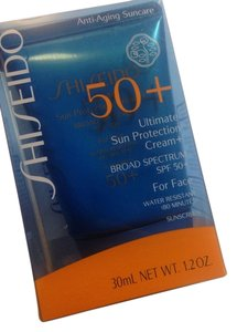 shiseido New Shiseido Ultimate Sun Protection Cream Spf50+ 30ml
