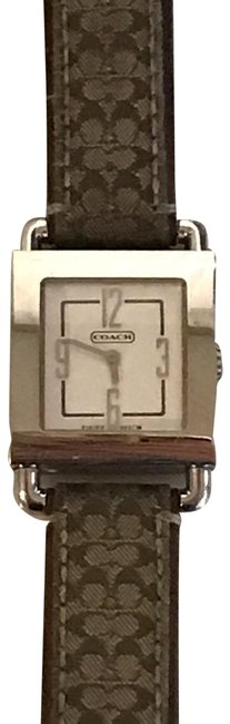 Item - Brown and Silver 0221 Watch
