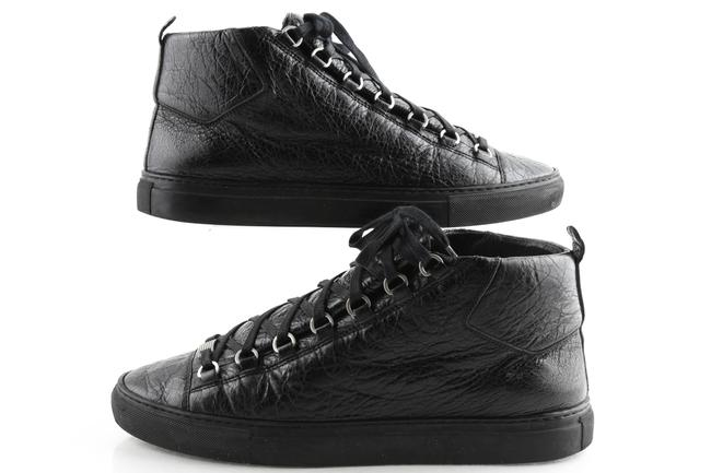 Item - Black Arena High Top Shoes