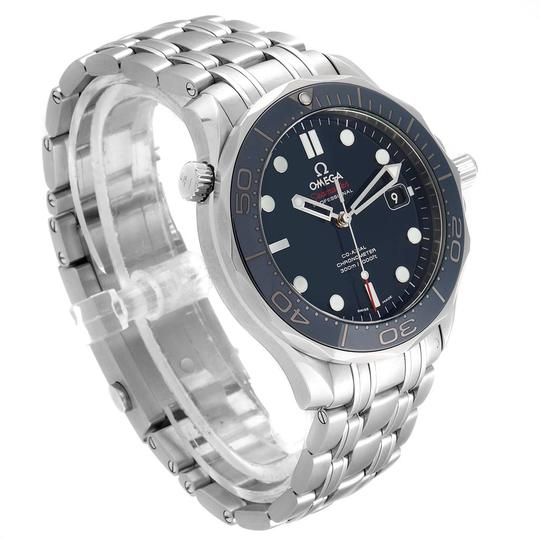 Omega Omega Seamaster 41mm Co-Axial Blue Dial Mens Watch 212.30.41.20.03.001 Image 2