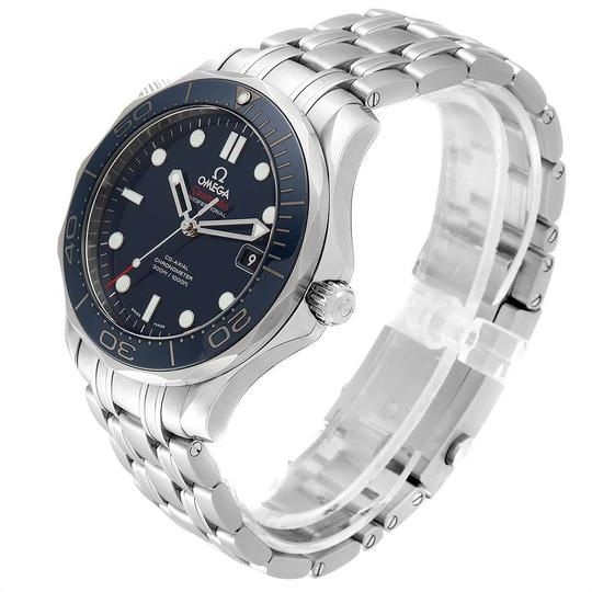 Omega Omega Seamaster 41mm Co-Axial Blue Dial Mens Watch 212.30.41.20.03.001 Image 3