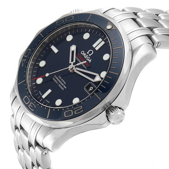 Omega Omega Seamaster 41mm Co-Axial Blue Dial Mens Watch 212.30.41.20.03.001 Image 4