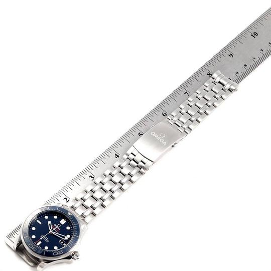 Omega Omega Seamaster 41mm Co-Axial Blue Dial Mens Watch 212.30.41.20.03.001 Image 7