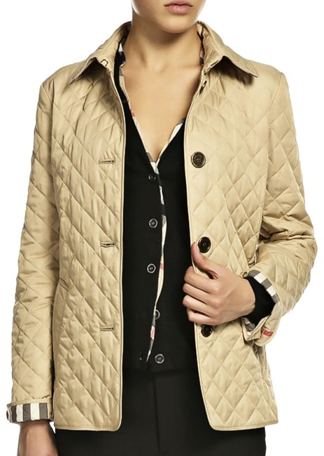 Item - New Chino Copford Quilted Jacket Size 4 (S)