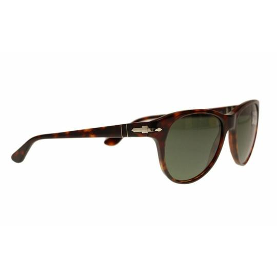 Persol Green Lens Women's Square Sunglasses Image 0