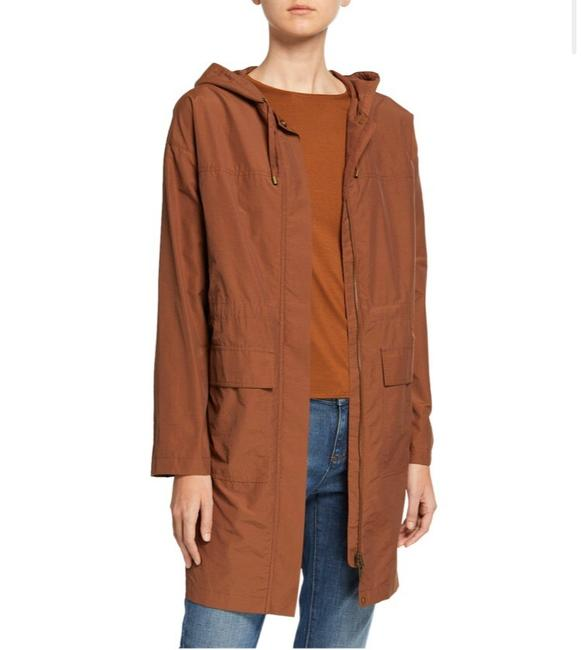 Eileen Fisher Trench Coat Image 1