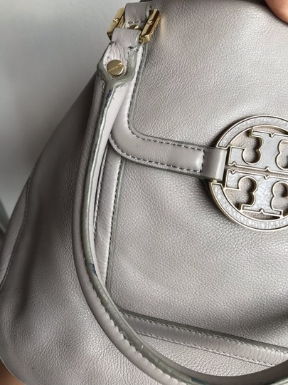 Tory Burch Satchel in Gray Image 11