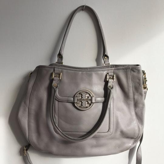 Tory Burch Satchel in Gray Image 4