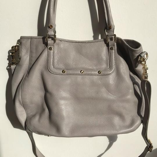 Tory Burch Satchel in Gray Image 5