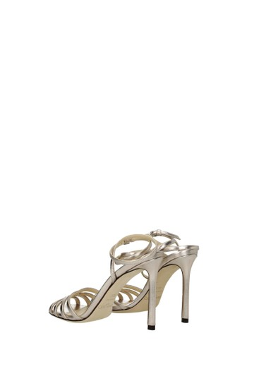 Jimmy Choo Pink Sandals Image 3