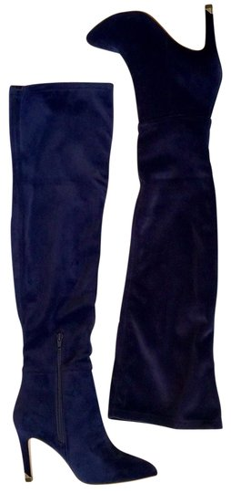 Call It Spring navy blue Boots Image 0