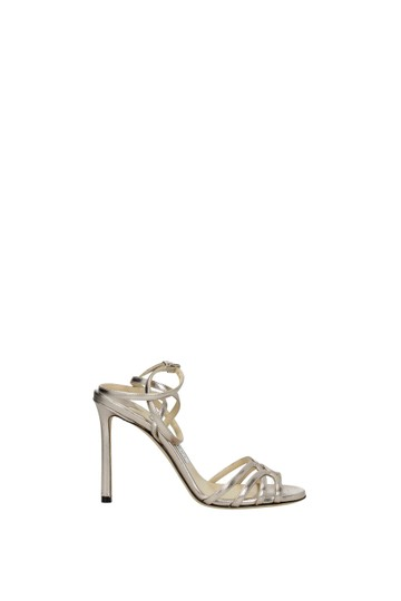 Jimmy Choo Pink Sandals Image 0