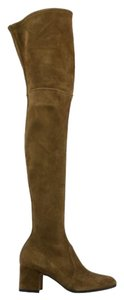 Gianvito Rossi olive green Boots