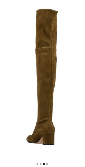 Gianvito Rossi olive green Boots Image 2
