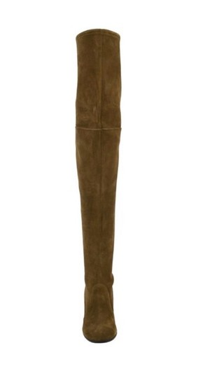 Gianvito Rossi olive green Boots Image 3