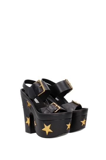 Stella McCartney Black Sandals Image 1