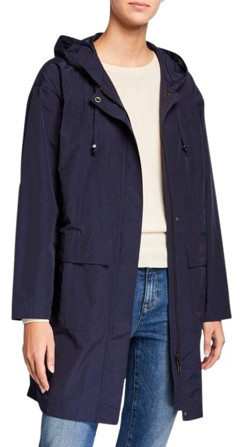 Eileen Fisher Trench Coat Image 0