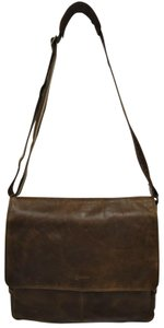 Baccini Brown Messenger Bag