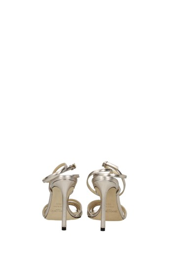 Jimmy Choo Pink Sandals Image 4