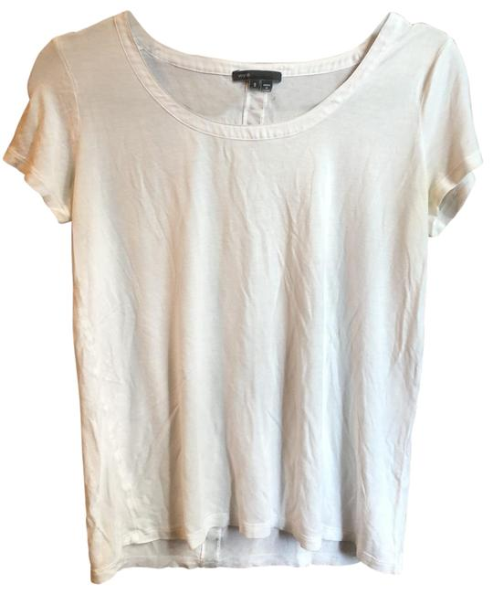 Preload https://img-static.tradesy.com/item/26214317/vince-white-with-back-detail-tee-shirt-size-6-s-0-1-650-650.jpg
