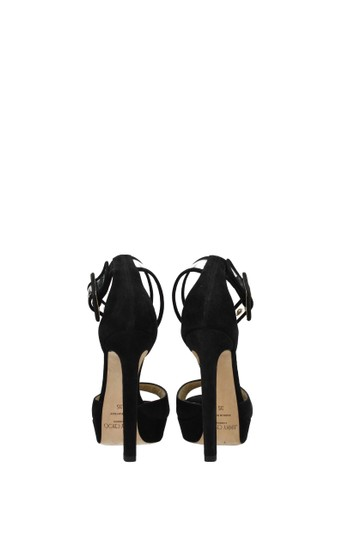 Jimmy Choo Black Sandals Image 4