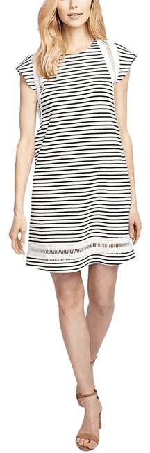 Preload https://img-static.tradesy.com/item/26214439/rachel-roy-ivory-xs-jules-striped-cap-sleeves-new-226-short-casual-dress-size-2-xs-0-1-650-650.jpg