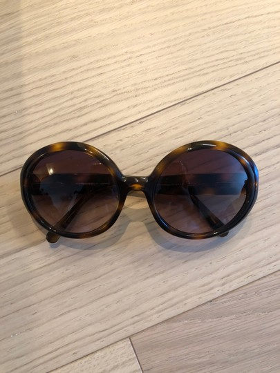 Chanel Quitted Round Sunglasses Image 3