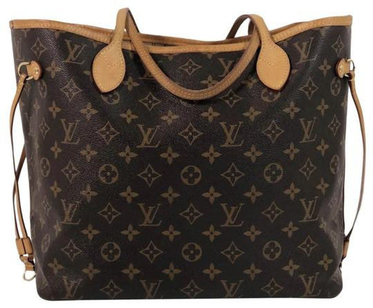 Preload https://img-static.tradesy.com/item/26214603/louis-vuitton-neverfull-mm-brown-monogram-canvas-tote-0-0-540-540.jpg