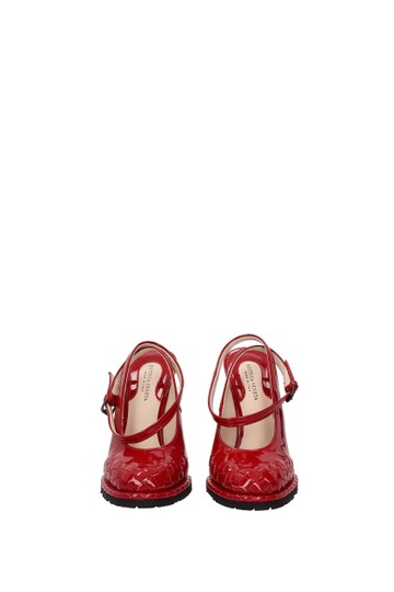 Bottega Veneta Red Sandals Image 2