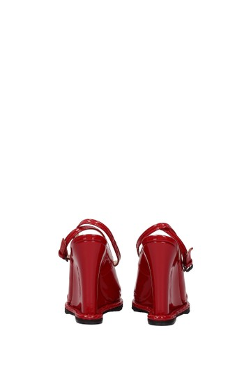 Bottega Veneta Red Sandals Image 4