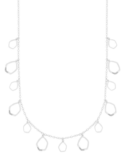 Preload https://img-static.tradesy.com/item/26214622/the-sak-silver-metal-cz-pave-shaky-open-links-womens-long-necklace-0-0-540-540.jpg