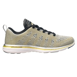 Athletic Propulsion Labs black gold silver Athletic