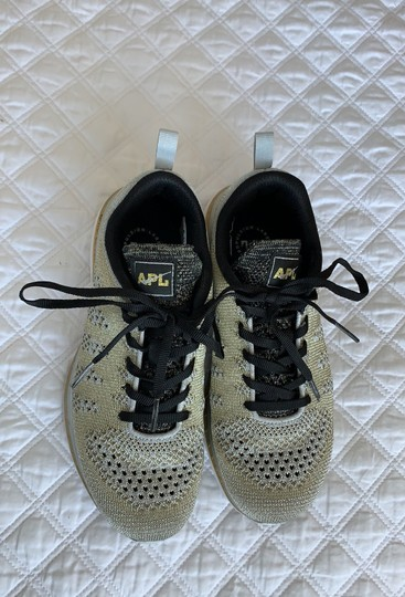 Athletic Propulsion Labs black gold silver Athletic Image 1